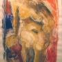 Maud Gatewood Seated Nude