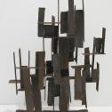 Anne Wall Thomas, Urban Structure, 1963 sculpture 22 x 15 x 5