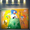 Ted Potter Exhibition at Betty Ray McCain Gallery in Performing Arts Center